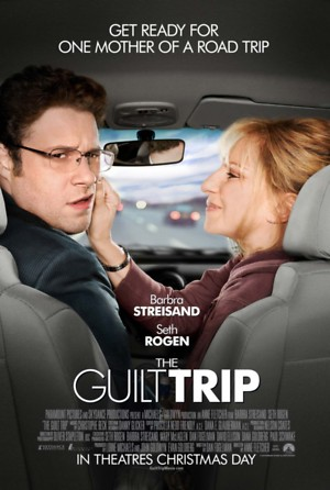 The Guilt Trip (2012) DVD Release Date