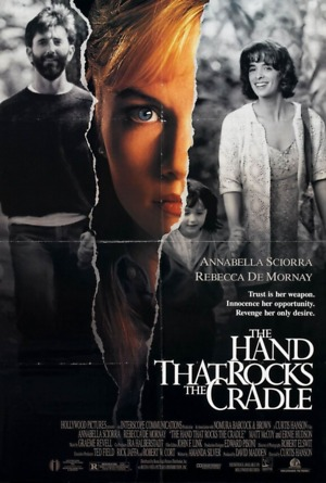The Hand That Rocks the Cradle (1992) DVD Release Date