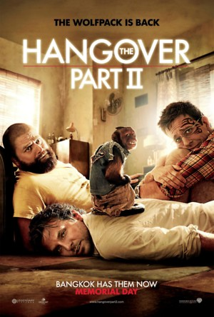 The Hangover Part II (2011) DVD Release Date