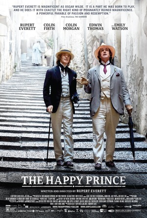 The Happy Prince (2018) DVD Release Date