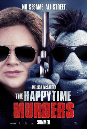 The Happytime Murders (2018) DVD Release Date