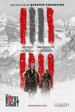 The Hateful Eight (2015) DVD Release Date
