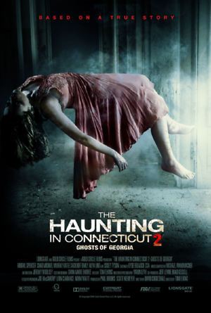 The Haunting in Connecticut 2: Ghosts of Georgia (2013) DVD Release Date