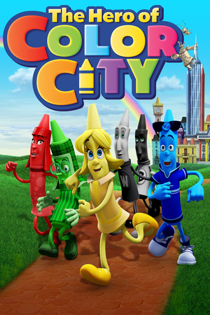 The Hero of Color City (2014) DVD Release Date