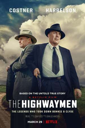 The Highwaymen (2019) DVD Release Date