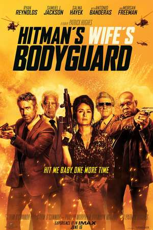 The Hitman's Wife's Bodyguard (2021) DVD Release Date