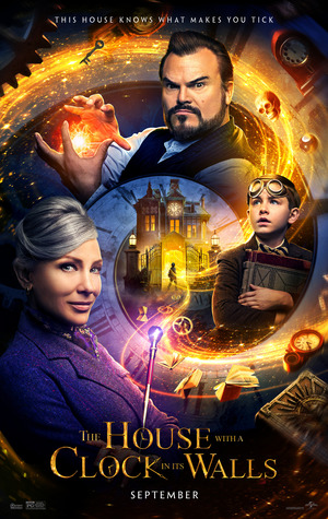 The House with a Clock in its Walls (2018) DVD Release Date