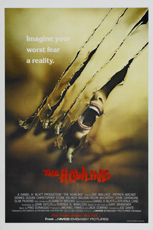 The Howling (1981) DVD Release Date