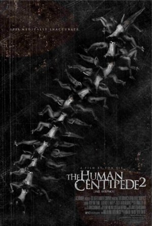 The Human Centipede II (Full Sequence) (2011) DVD Release Date
