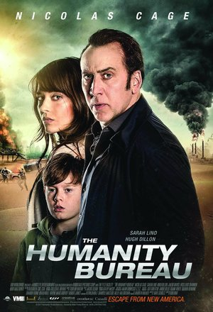 The Humanity Bureau (2017) DVD Release Date