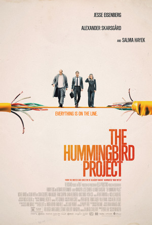 The Hummingbird Project (2018) DVD Release Date