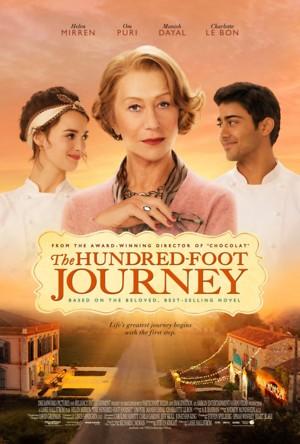 The Hundred-Foot Journey (2014) DVD Release Date