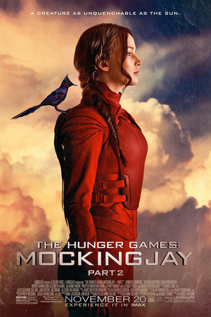 The Hunger Games 3 Mockingjay Part 1 starring Jennifer Lawrence ...
