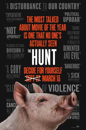 The Hunt (2020) DVD Release Date