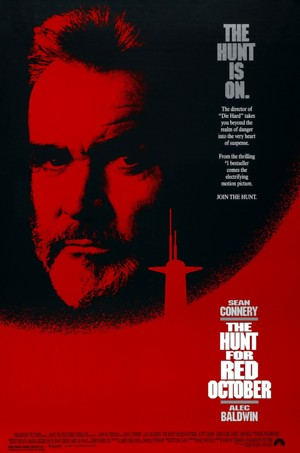 The Hunt for Red October (1990) DVD Release Date