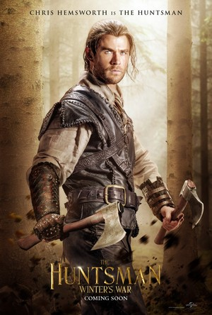 The Huntsman Winter's War (2016) DVD Release Date