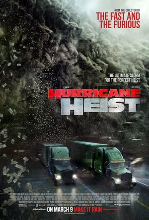 The Hurricane Heist (2018) DVD Release Date