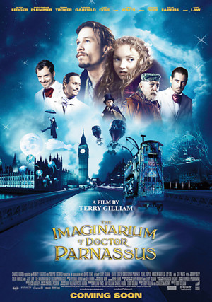 The Imaginarium of Doctor Parnassus (2009) DVD Release Date
