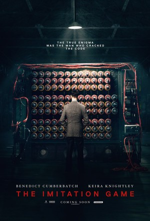The Imitation Game (2014) DVD Release Date