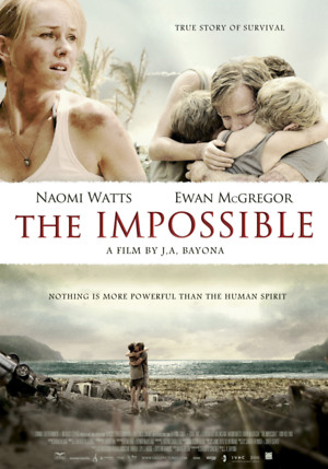 The Impossible (2012) DVD Release Date
