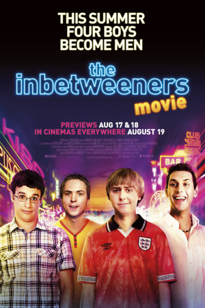 The Inbetweeners Movie (2011) DVD Release Date