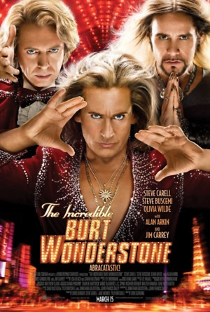 The Incredible Burt Wonderstone (2013) DVD Release Date