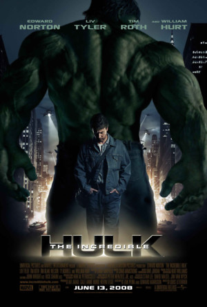 The Incredible Hulk (2008) DVD Release Date