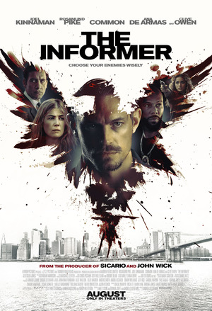 The Informer (2019) DVD Release Date