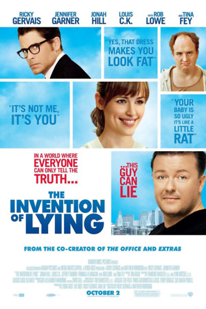 The Invention of Lying (2009) DVD Release Date