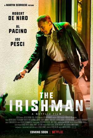 The Irishman (2018) DVD Release Date