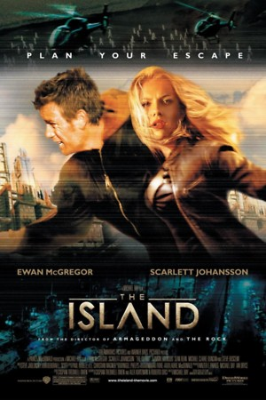 The Island (2005) DVD Release Date