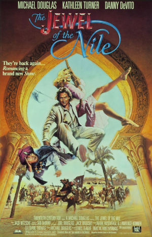 The Jewel of the Nile (1985) DVD Release Date