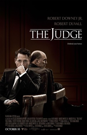 The Judge (2014) DVD Release Date