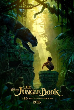 The Jungle Book (2016) DVD Release Date