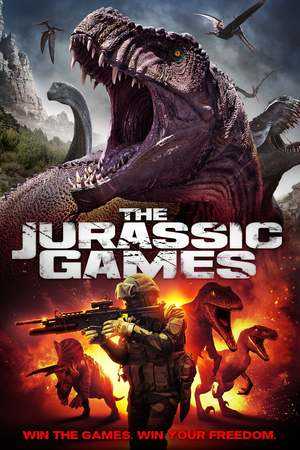 The Jurassic Games (2018) DVD Release Date