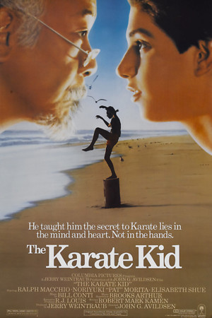 The Karate Kid (1984) DVD Release Date