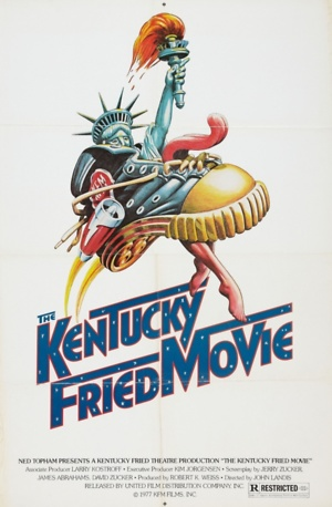 The Kentucky Fried Movie (1977) DVD Release Date