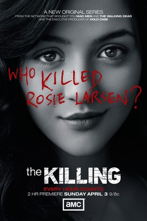 The Killing (TV Series 2011) DVD Release Date