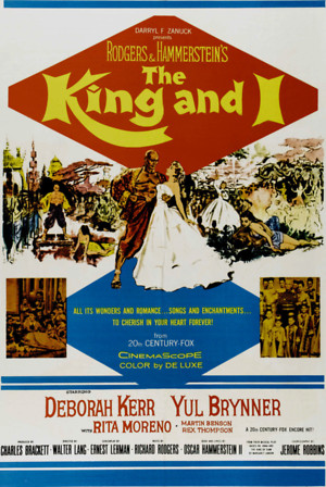 The King and I (1956) DVD Release Date