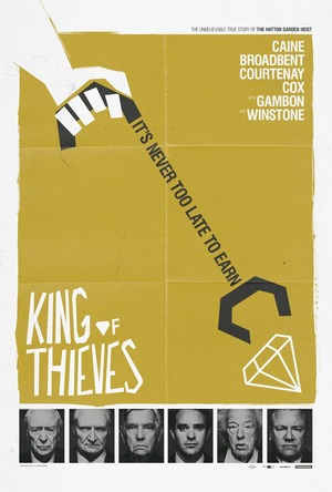 King of Thieves (2018) DVD Release Date