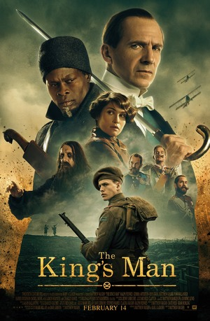 The King's Man (2020) DVD Release Date