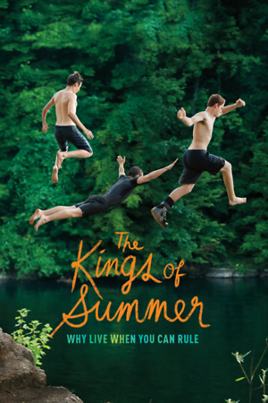 The Kings of Summer (2013) DVD Release Date