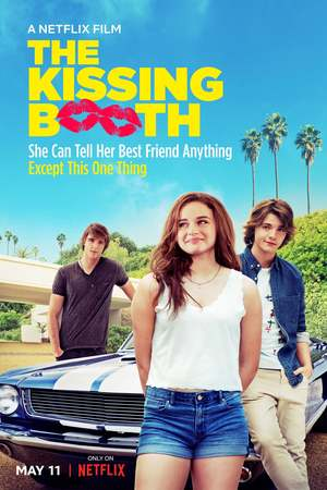 The Kissing Booth (2018) DVD Release Date