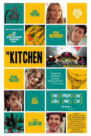 The Kitchen (2012) DVD Release Date