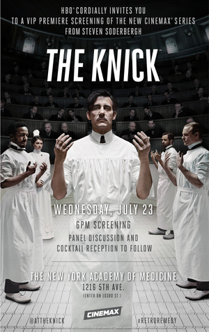 The Knick (TV Series 2014- ) DVD Release Date