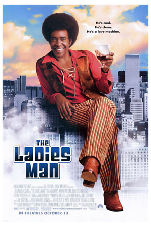 The Ladies Man (2000) DVD Release Date