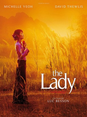 The Lady (2011) DVD Release Date