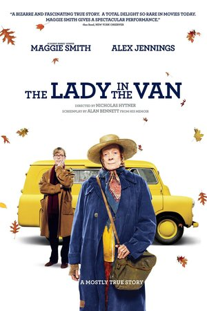 The Lady in the Van (2015) DVD Release Date