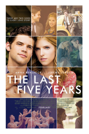 The Last 5 Years (2014) DVD Release Date