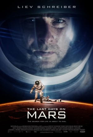 The Last Days on Mars (2013) DVD Release Date